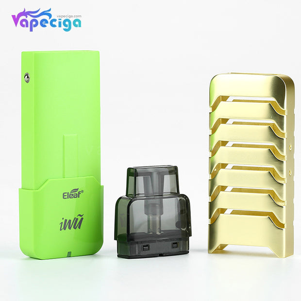 Eleaf iW? Pod Starter Kit 15W 700mAh 2ml