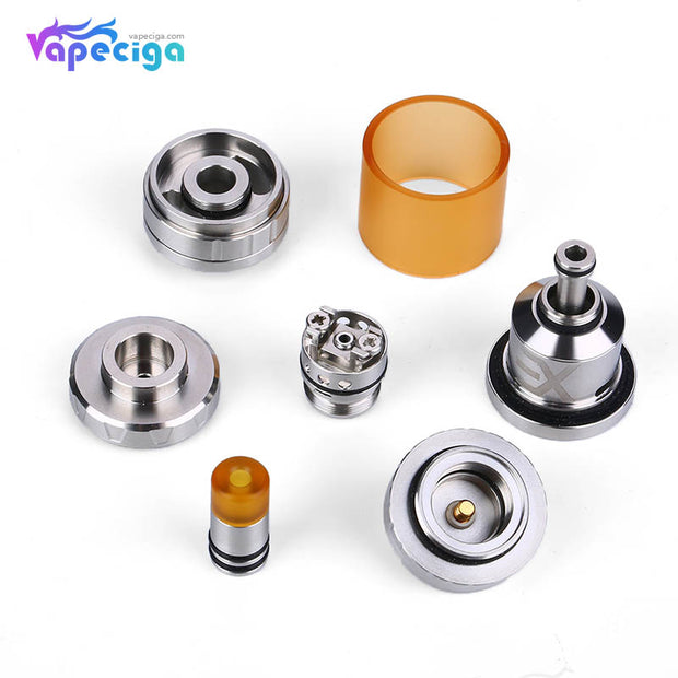 Exvape Expromizer V4 MTL RTA Components