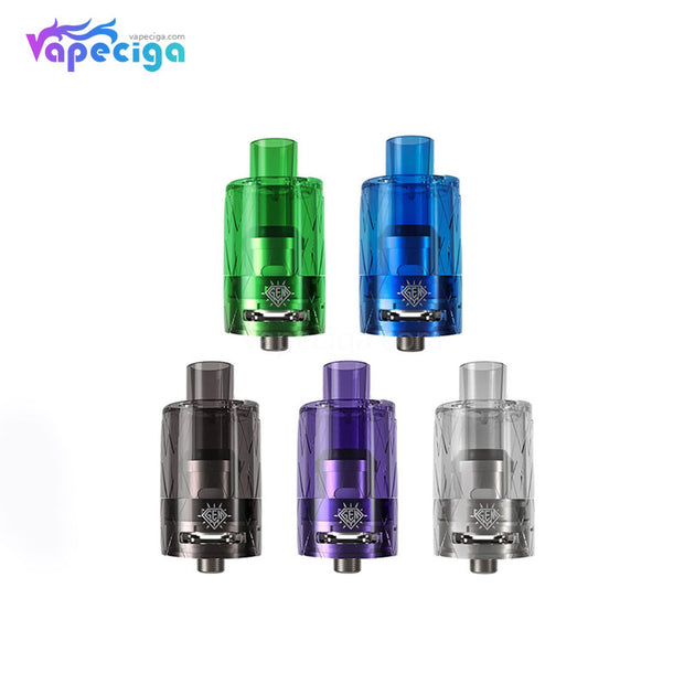 Freemax GEMM Disposable G3 Triple Mesh Coil Tank 5 Colors Available