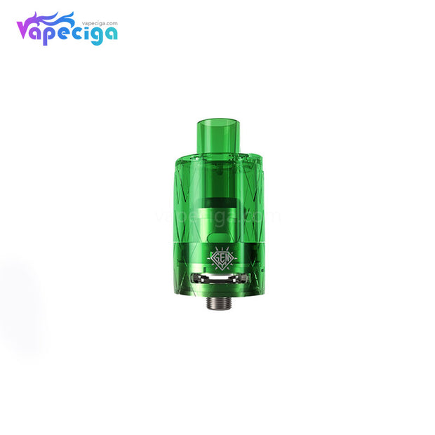 Freemax GEMM Disposable G3 Triple Mesh Coil Tank Green