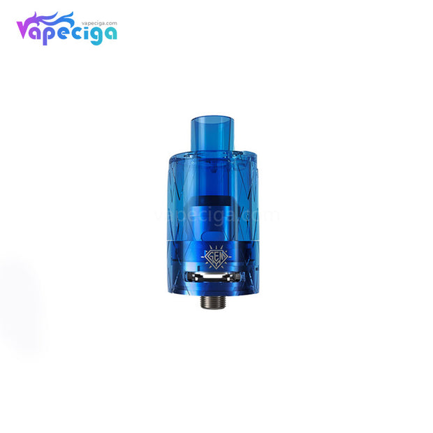 Freemax GEMM Disposable G3 Triple Mesh Coil Tank Blue