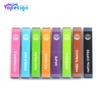 GTRS F5 Disposable Vape 280mAh 8 Flavors