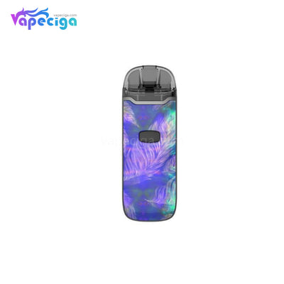 GTRS X6 Vape Pod System YiHi Chipset 1200mAh 2ml BLue Feather