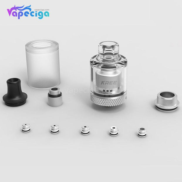 Gas Mods Kree RTA 3.5ml 22mm Details