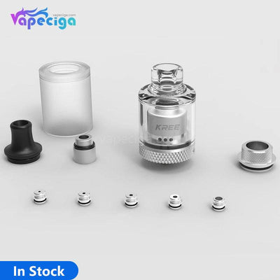 Gas Mods Kree RTA 3.5ml 22mm In Stock