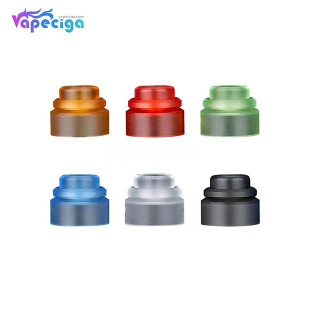 Gas Mods NOVA RDA Replacement Top Cap POM 6 Colors Available