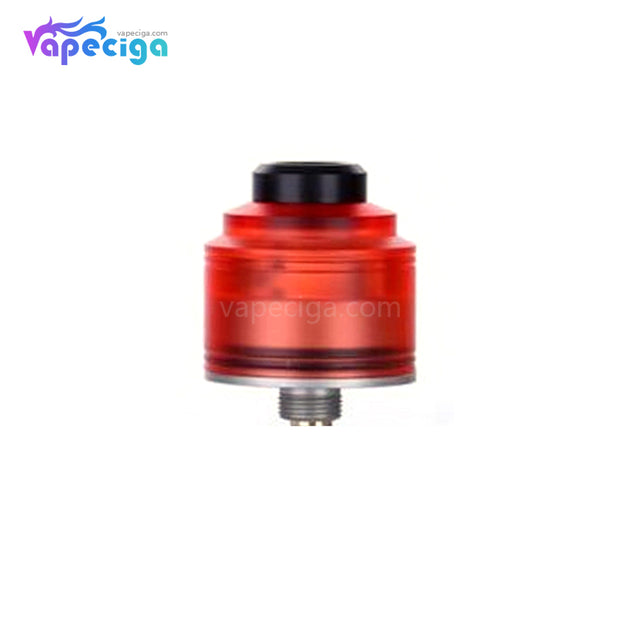 Gas Mods Nixon S RDA Silver Base Red