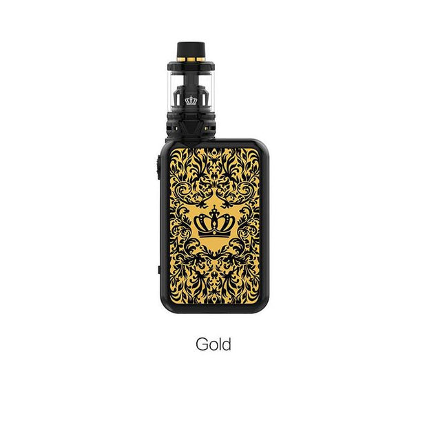 Gold Uwell Crown 4  IV Kit with Crown 4  IV Tank