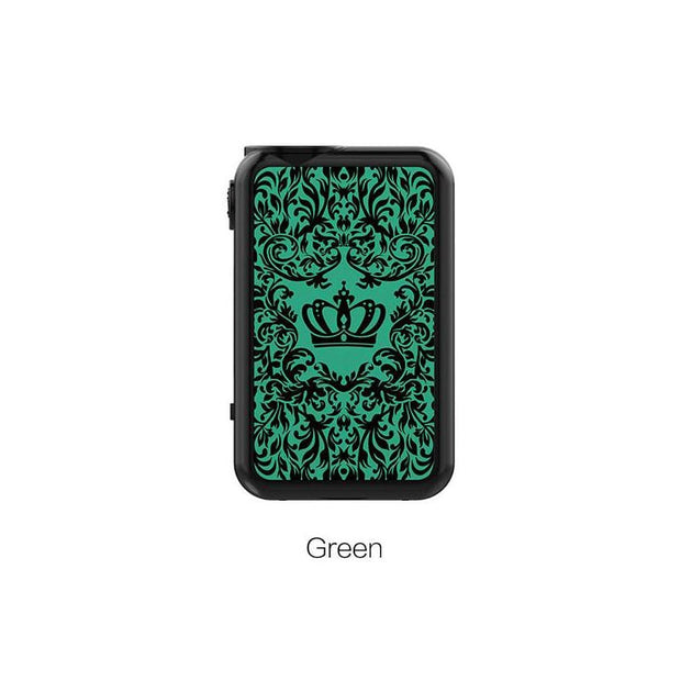 Green Uwell Crown 4  IV 200w TC Box Mod