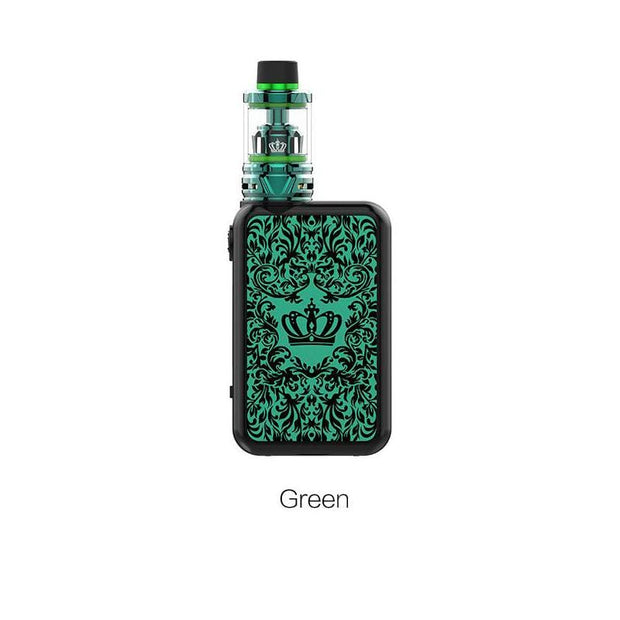 Green Uwell Crown 4  IV Kit with Crown 4  IV Tank