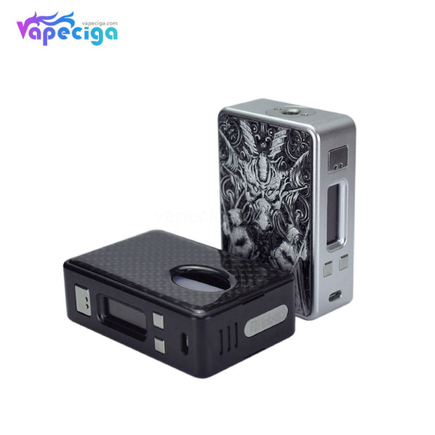 HCIGAR VT INBOX V3 Squonk Mod 75W 7ml Real Shots