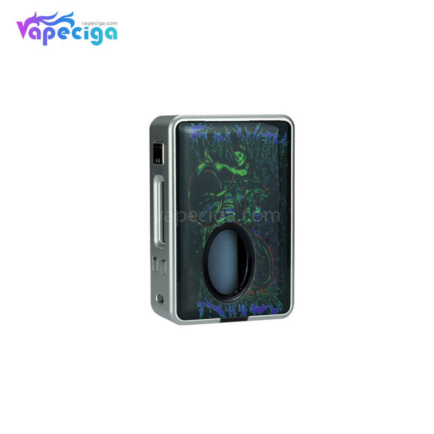 HCIGAR VT INBOX V3 Squonk Mod 75W 7ml Silver Warriors