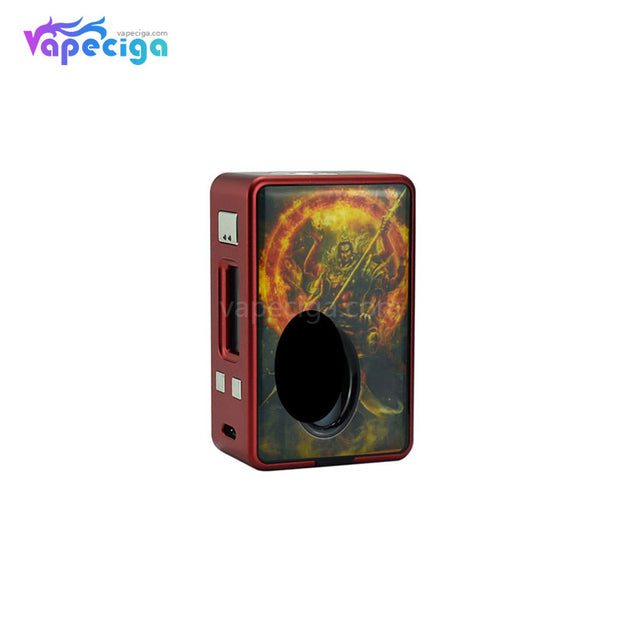 HCIGAR VT INBOX V3 Squonk Mod 75W 7ml Red Joss