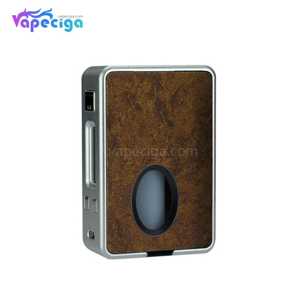 HCIGAR VT INBOX V3 Squonk Mod 75W 7ml Silver Light Brown