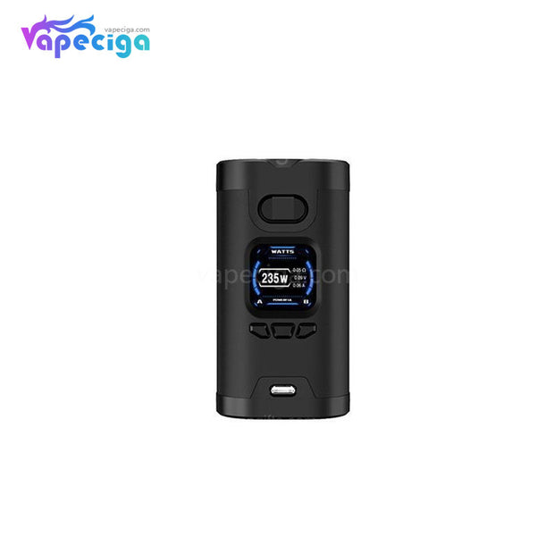 HCIGAR Wildwolf TC Box Mod 235W Black