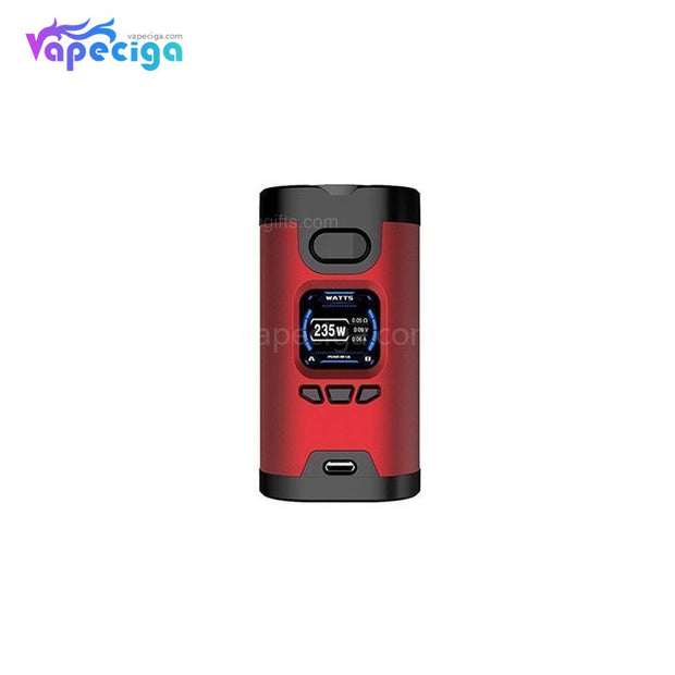 HCIGAR Wildwolf TC Box Mod 235W Red