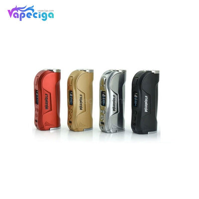 HCIGAR Warwolf TC Box Mod 80W 4 Colors Available