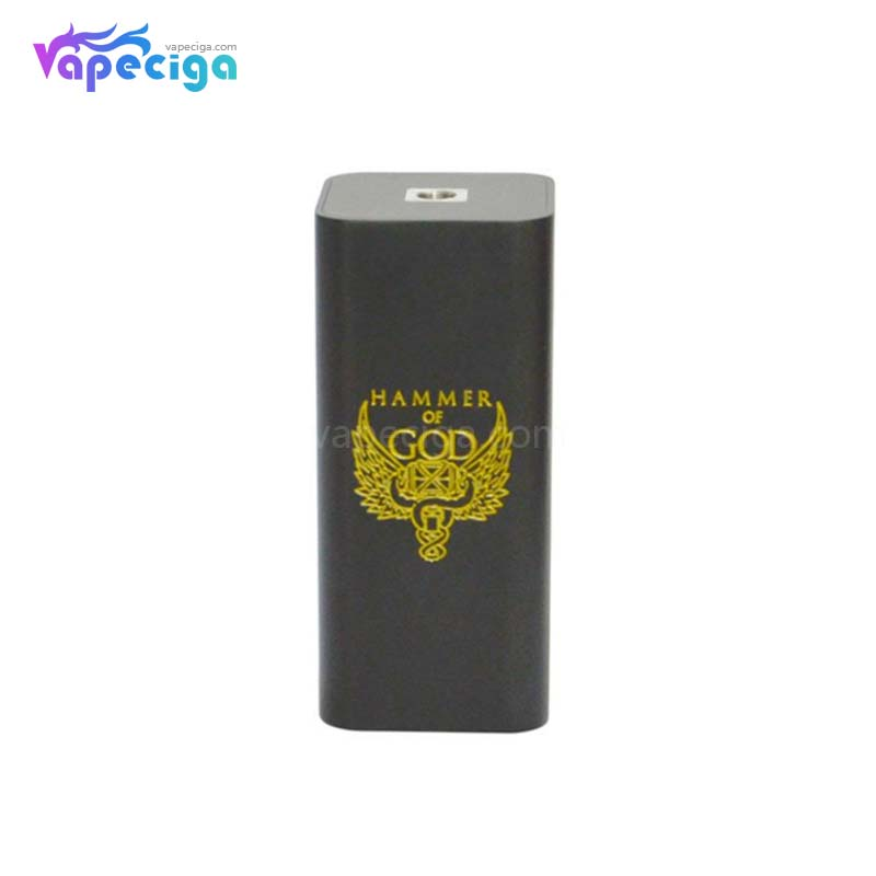 Hammer of God V3 Style Parallel-Series Mech Mod