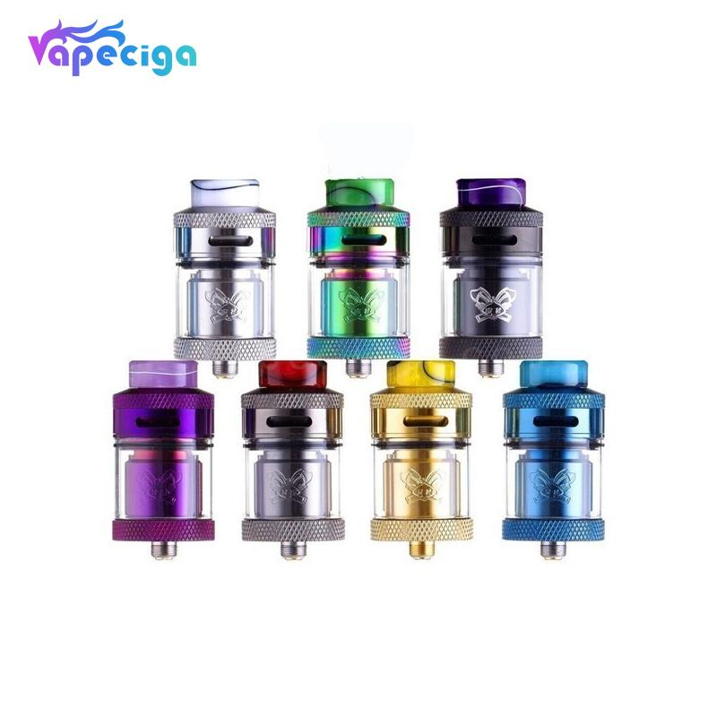Hellvape Dead Rabbit RTA 4.5ml 25mm