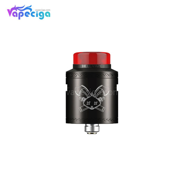Hellvape Dead Rabbit V2 BF RDA 24mm Black