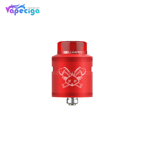 Hellvape Dead Rabbit V2 BF RDA 24mm Red