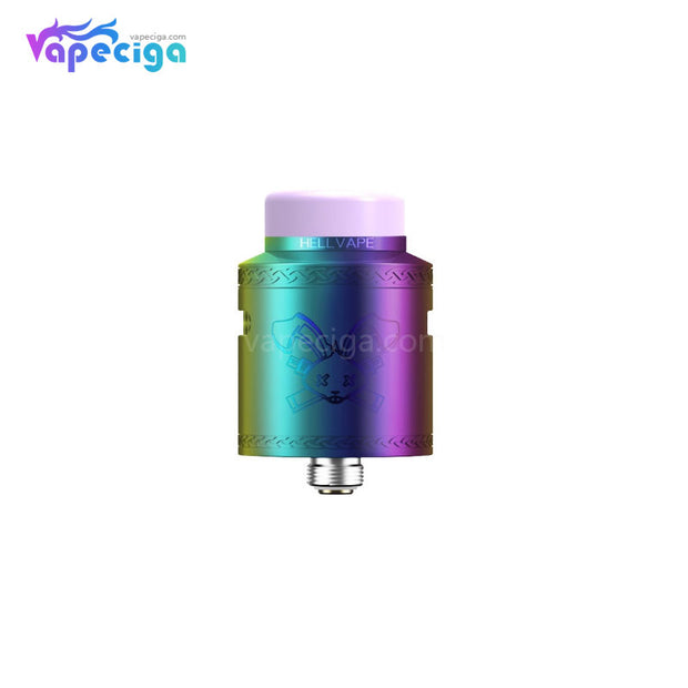 Hellvape Dead Rabbit V2 BF RDA 24mm Rainbow