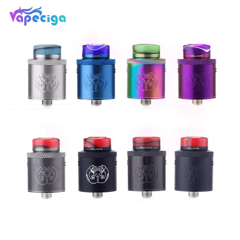 Hellvape Drop Dead RDA 24mm