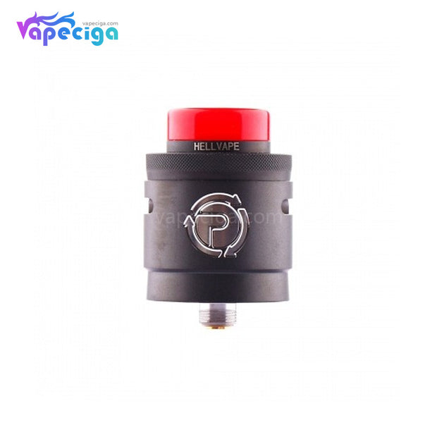 Hellvape Passage BF RDA Dual Coil Deck 24mm Black