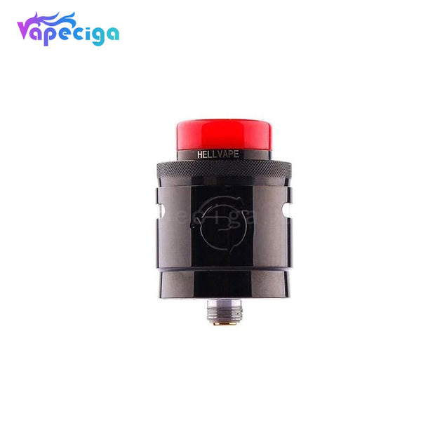 Hellvape Passage RDA 24mm Piano Full Black