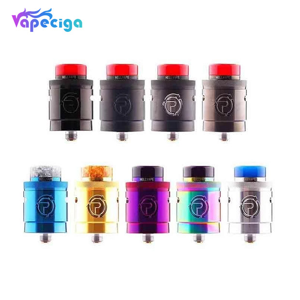 Hellvape Passage RDA 24mm 9 Colors Optional