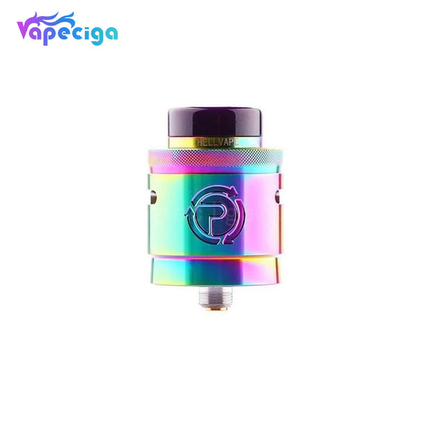 Hellvape Passage RDA 24mm Rainbow