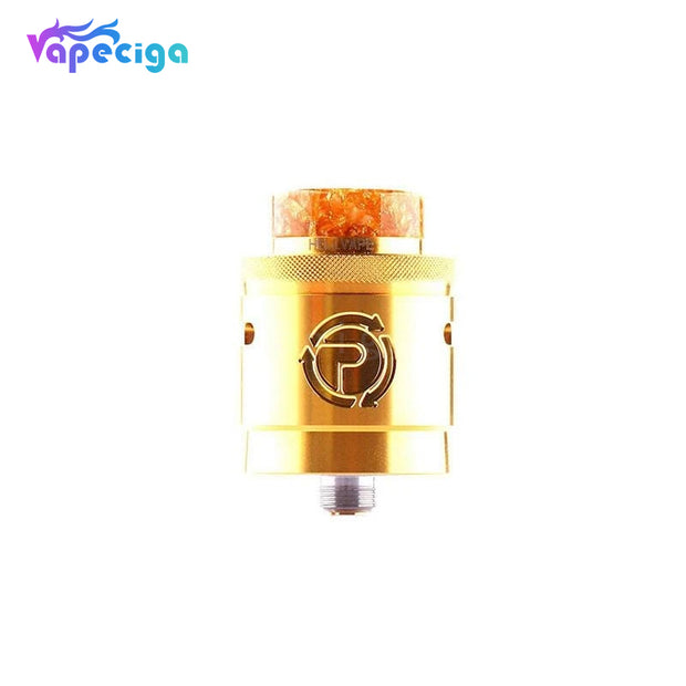 Hellvape Passage RDA 24mm Gold