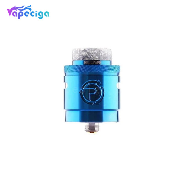 Hellvape Passage RDA 24mm Blue