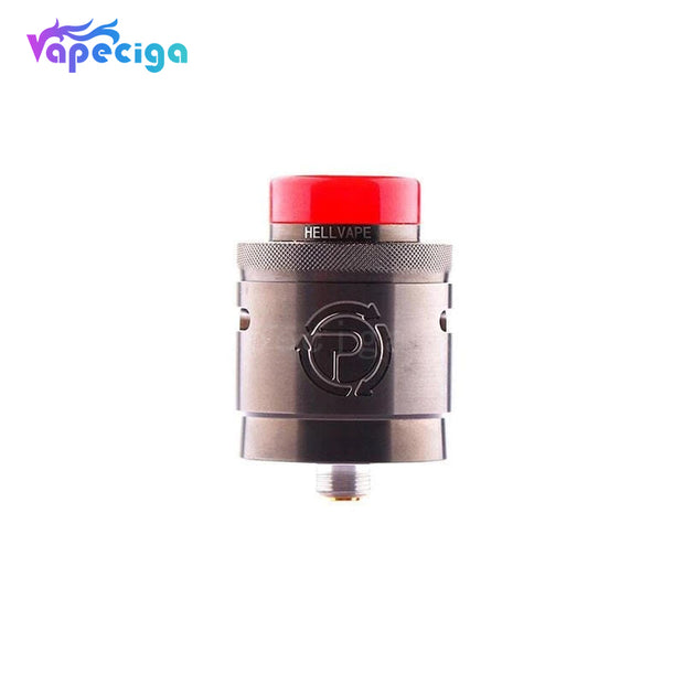 Hellvape Passage RDA 24mm Gunmetal