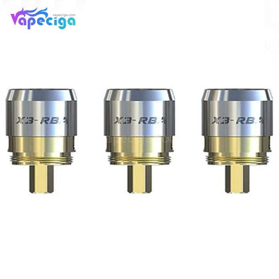 IJOY Avenger Replacement X3-RBA Coil 3PCs