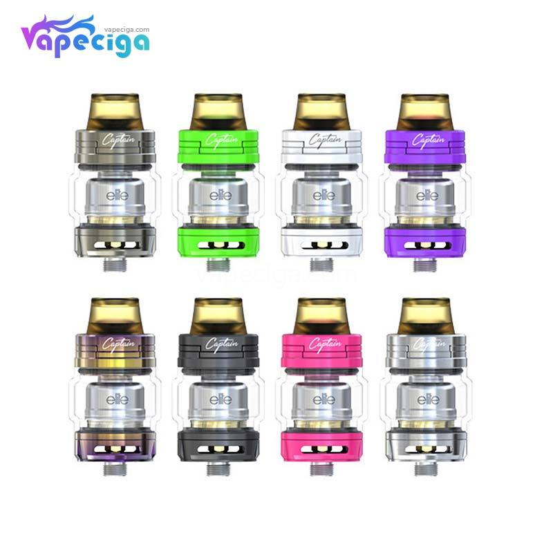 IJOY Captain Elite RTA 3ml 22.5mm