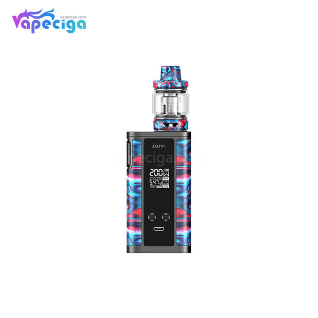 IJOY Captain Resin TC Mod Kit without Battery 200W 6ml