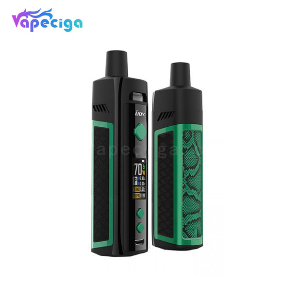 IJOY JUPITER 3000 Pod System VW Starter Kit 70W 3000mAh 5ml Green