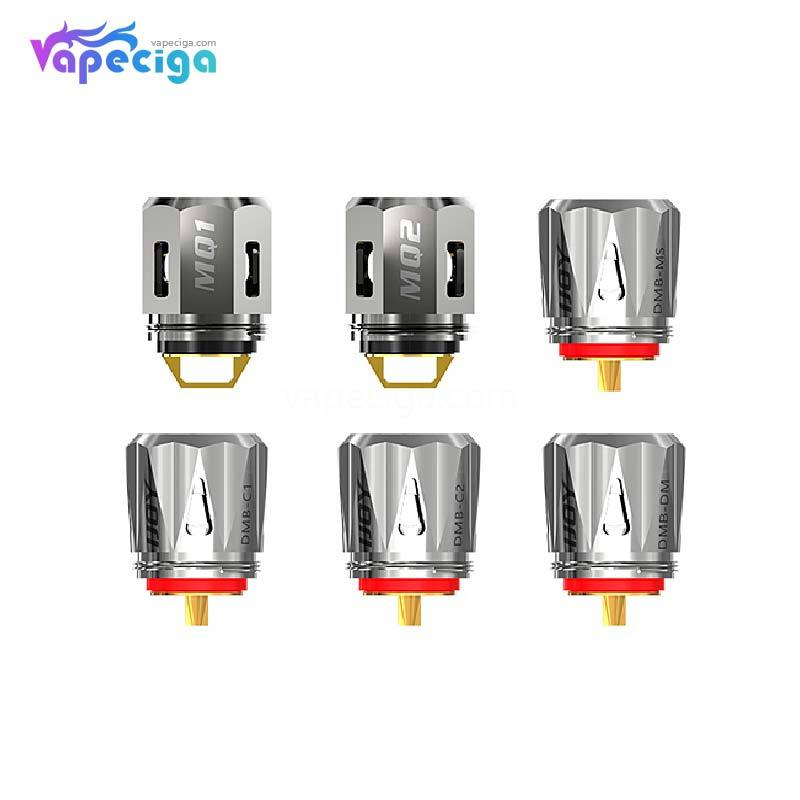 IJOY Mystique Replacement Coil Head 3PCs
