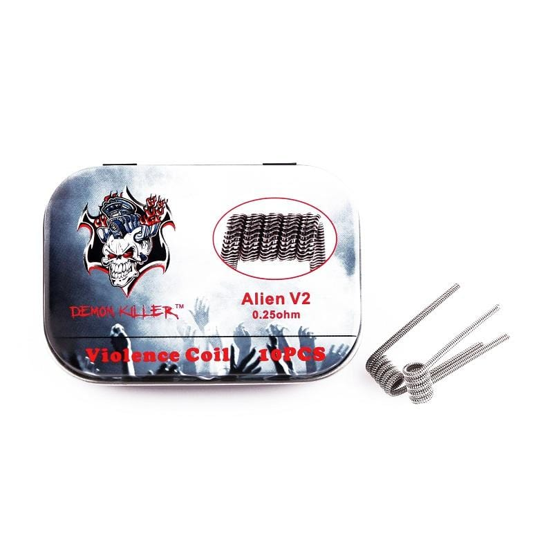 Demon Killer Alien V2 Coil 0.25ohm