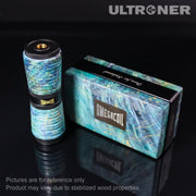 Blue ULTRONER Omega Coil Mechanical Mod