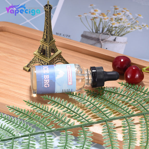 Ice Brgvapory Lichee E-liquid VG / PG 3mg 30ml