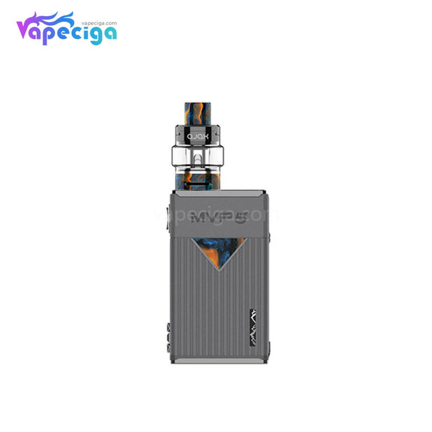 Innokin MVP5 VW Mod Kit Gray with Ajax Tank 120W 5200mAh 5ml