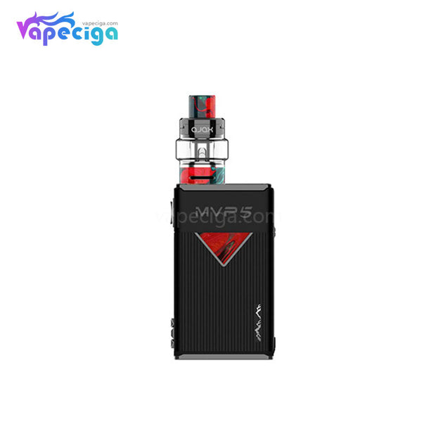 Innokin MVP5 VW Mod Kit Black with Ajax Tank 120W 5200mAh 5ml