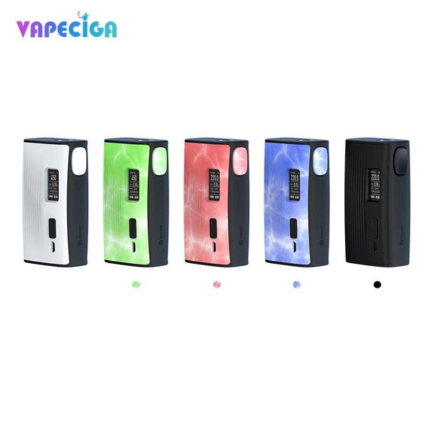 Joyetech ESPION Tour 220W TC Mod 5 Colors Available