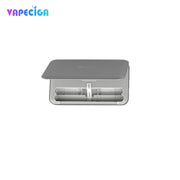 Joyetech eRoll Mac Portable Charging Case Silver