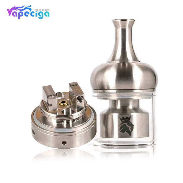 Kaees Aladdin MTL RTA 4ml 22mm Components