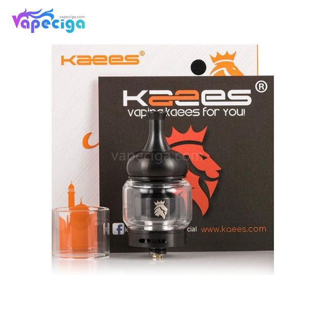 Kaees Aladdin MTL RTA 4ml 22mm Package