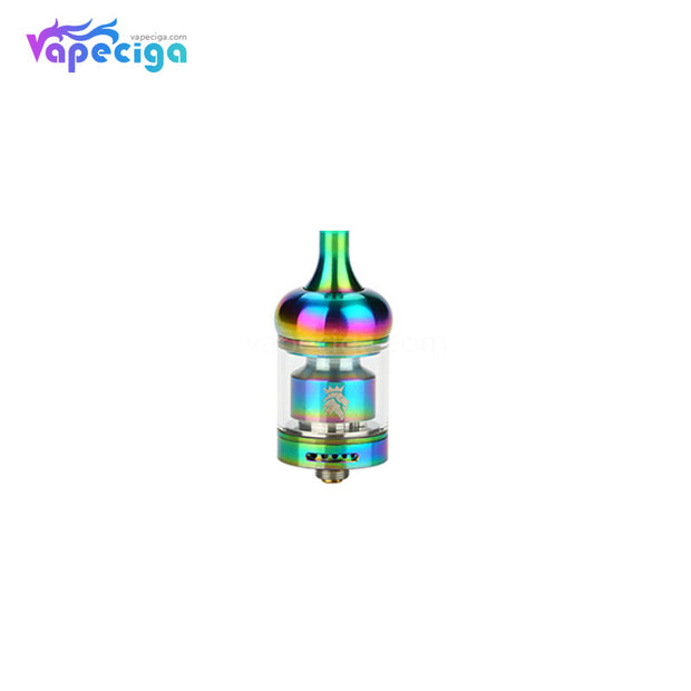 Kaees Aladdin MTL RTA 4ml 22mm Rainbow