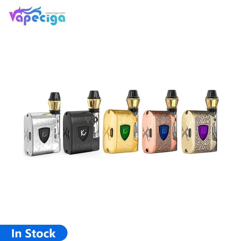 Kangvape Zeus VV Box Mod Kit 650mAh 0.5ml